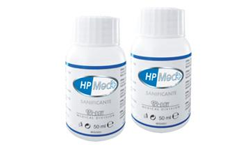 HPMed for Sani System - Stop unpleasant odours