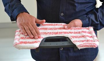 2 Unico bumper all-purpose cloths kit