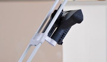 Unico integrated accessory holder