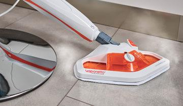 Vaporetto SV 420 Frescovapor steam mop-Stop germs and bacteria