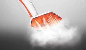 Vaporetto SV 420 Frescovapor steam mop-steam dispenser brush
