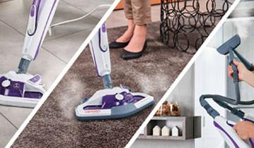 Vaporetto SV440 Double steam mop - Suitable for all surfaces