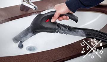 Vaporetto Lecoaspira FAV50 Multifloor - ideal for cleaning bathrooms