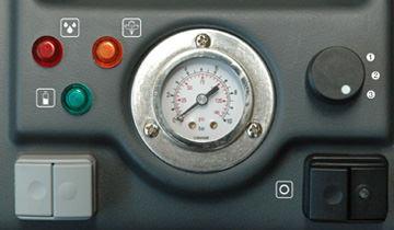 Mondial Vap 4500 - Pressure gauge