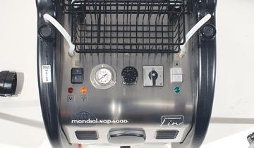Mondial Vap 6000 - Pressure adjustment gauge