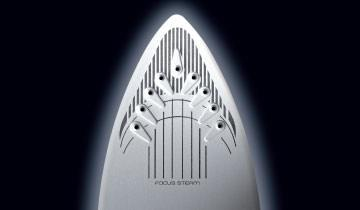 Vaporella Silence  Friendly_ 8.80 - Ceramic coated soleplate