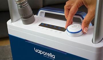 Vaporella Vertical Styler GSF60 - panel